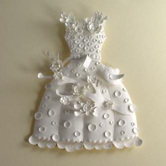 Elsa Mora's Paper Sculpture