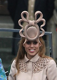 Beatrice's Royal Wedding Hat