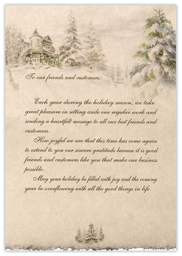 tips for great christmas letters cardsdirect blog