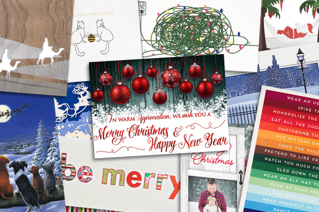 11 Christmas Cards You Need To Be Sending This Year Cardsdirect Blog