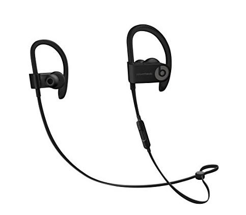 Sweat and water-resistant headphones