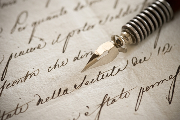 Famous letters sold at auction CardsDirect Blog