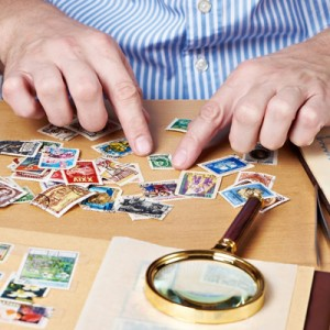 Find new stamps to use with your envelopes.