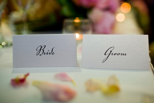 Party place card ideas