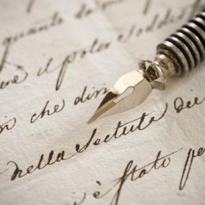 Sending a handwritten letter expresses deeper emotion and creates a sense of realness.
