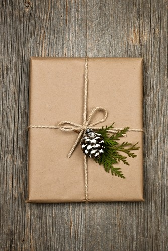 Simple DIY gift wrapping ideas