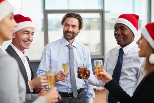 Tips to keep in mind during your office holiday party
