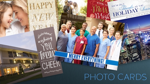 Who's on your holiday card list?